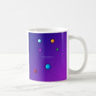 バランスのロゴ コーヒーマグカップ