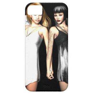 バランスの穹窖IDのiPhone 5 iPhone SE/5/5s ケース