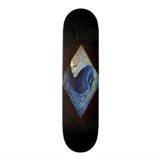 バランス板 スケートボードデッキ