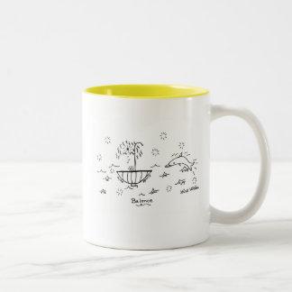 バランス ツートーンマグカップ