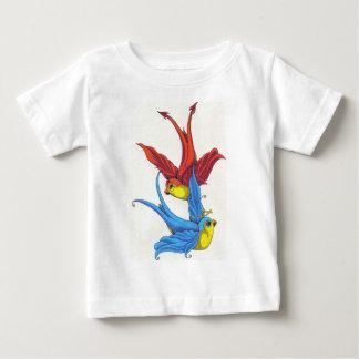 バランス ベビーTシャツ