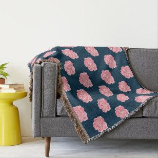 バラ毛布 スローブランケット