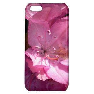 バラ色のシャクナゲのiPhoneの場合 iPhone5C カバー