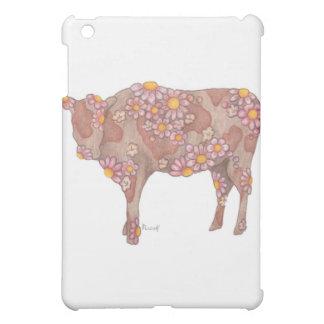 バラ色牛 iPad MINI CASE