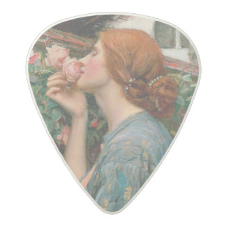 バラ1908年の精神 アセタール ギターピック