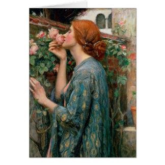 バラ1908年の精神 カード
