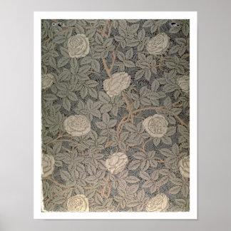 「バラ90」の壁紙のデザイン ポスター