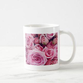 バラ コーヒーマグカップ