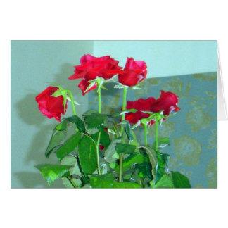 バラ、ベニスのコピー カード