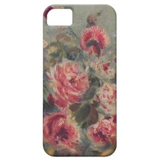 バラ-ルノアール iPhone SE/5/5s ケース