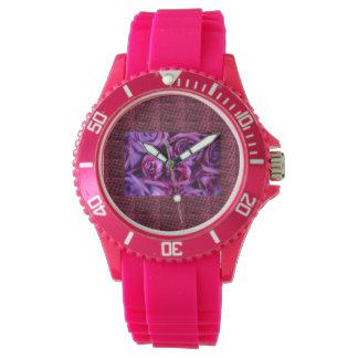 バラ 腕時計