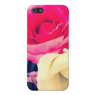 バラ iPhone 5 COVER
