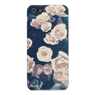バラ iPhone SE/5/5sケース