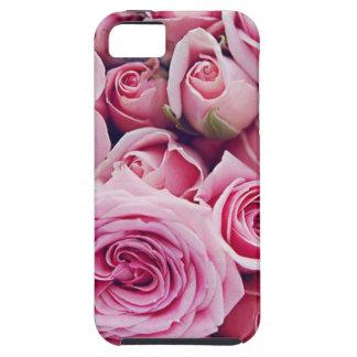 バラ iPhone SE/5/5s ケース