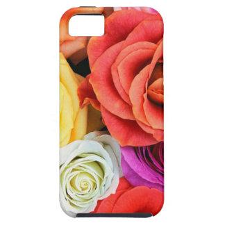 バラiphone5の例 iPhone SE/5/5s ケース
