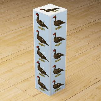 バリケンチョコレート ワインギフトボックス