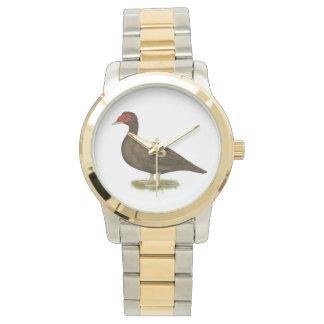 バリケンチョコレート 腕時計