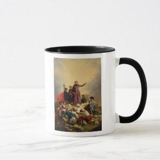 バリケードのAffre、1848年大主教 マグカップ