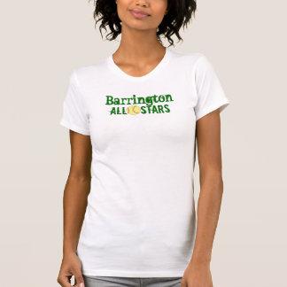 バリントンのソフトボール Tシャツ