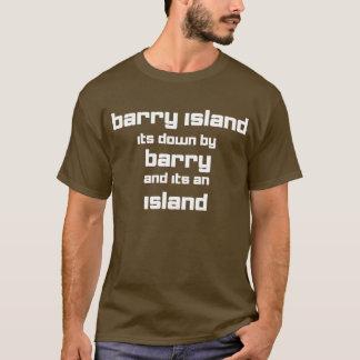 バリー著 Tシャツ