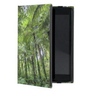バリ島の植物園の植物の眺め、 iPad MINI ケース