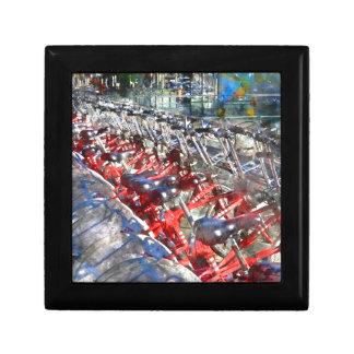 バルセロナの都市自転車 ギフトボックス