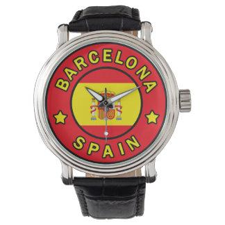 バルセロナスペイン 腕時計