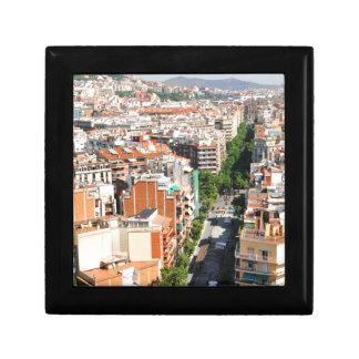 バルセロナ ギフトボックス