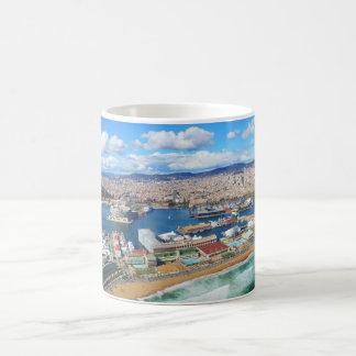 バルセロナ コーヒーマグカップ