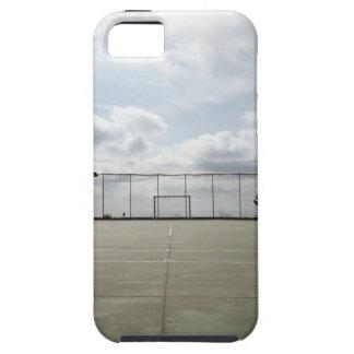 バルセロナ、スペインのサッカー競技場 iPhone SE/5/5s ケース