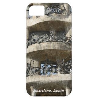 バルセロナ、スペインの例 iPhone SE/5/5s ケース