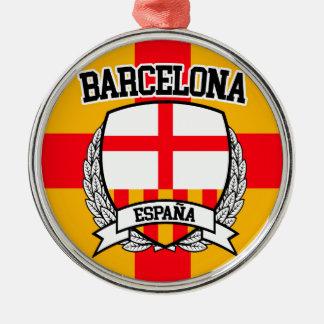 バルセロナ メタルオーナメント