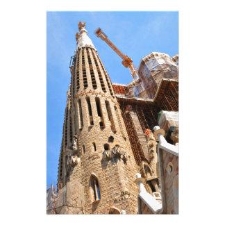 バルセロナ 便箋
