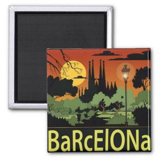バルセロナ。 磁石
