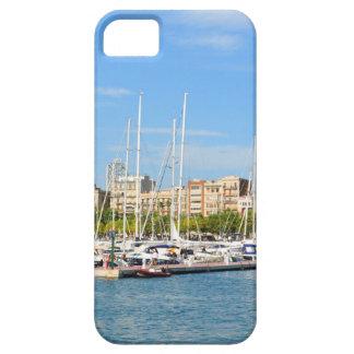 バルセロナ iPhone SE/5/5s ケース