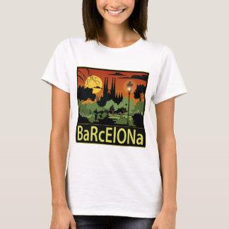 バルセロナ Tシャツ