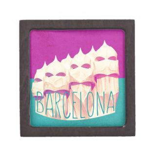 バルセロナGaudiの楽園 ギフトボックス