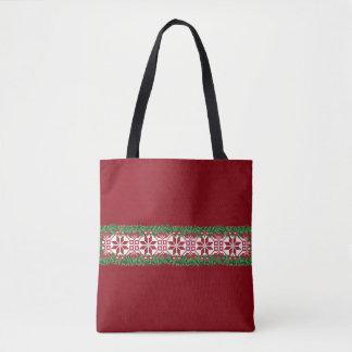 バルト海のクリスマス トートバッグ