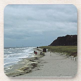 バルト海のコルクのコースター コースター