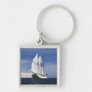 バルト海の帆船 キーホルダー