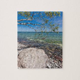 バルト海の海岸の捨て子 ジグソーパズル