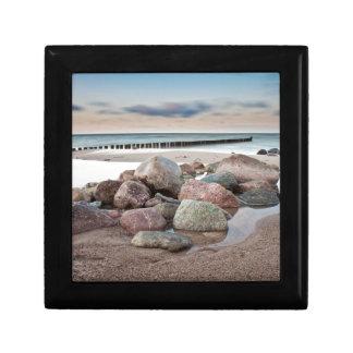 バルト海の海岸の石 ギフトボックス