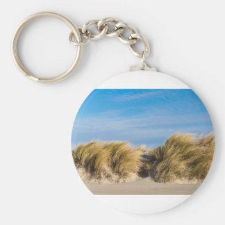 バルト海の海岸の砂丘 キーホルダー