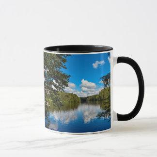 バルト海の版-エストニア マグカップ