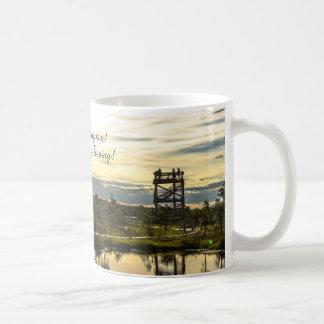 バルト海の版-ラトビア コーヒーマグカップ