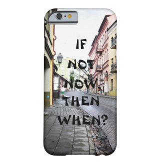 バルト海の版-リスアニア BARELY THERE iPhone 6 ケース