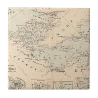 バルト海 タイル