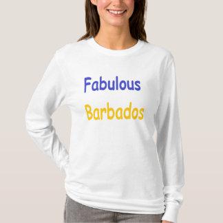 バルバドスのすばらしいTシャツ Tシャツ