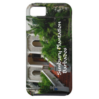 バルバドスのサンベリーのプランテーション iPhone SE/5/5s ケース