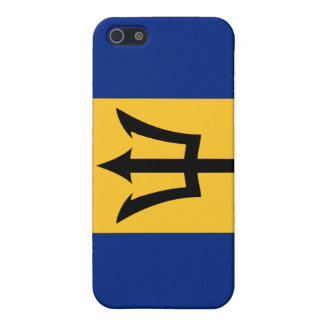 バルバドスの旗のiphone 4ケース iPhone 5 case